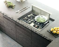 Electric Cooktop With Downdraft Exhaust Downdraft Cooktop Gas Downdraft Slidein Dual Fuel Range Ge