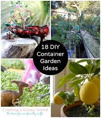 Ideas For Container Gardens - 18 container garden ideas and how to keep your plants alive