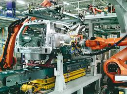 bmw factory assembly line motoringfile tours bmw plant oxford motoringfile