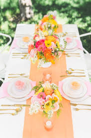 25 best pink table settings ideas on pinterest brunch table