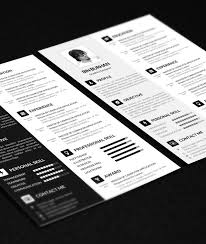 Cv And Resume Templates Free Resume Cv Template Download By Rabbe007 On Deviantart