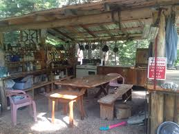 the outdoor kitchen at bruce and pat u0027s in montana u2026 the inspiration