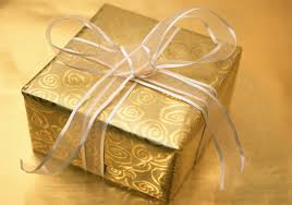 wrapped gift box the gold wrapped gift kindspring org