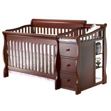 Convertible Cribs Target Sorelle Tuscany Cherry 4 In 1 Crib Target Baby Room