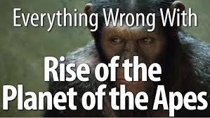 Ape Meme - everything wrong with rise of the planet of the apes youtube