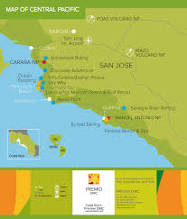 Copa Airlines Route Map by Central Pacific Coast Of Costa Rica A Great Destination For
