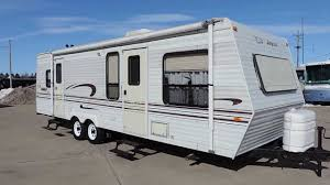 Jayco Caravan Floor Plans Good Solid 30 U0027 2000 Jayco Eagle 302 Only 4810lbs Easy To Tow