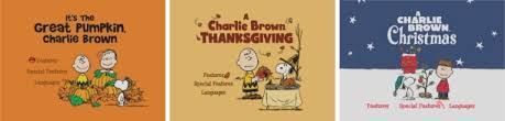 a brown thanksgiving dvd peanuts collection deluxe edition it s the great pumpkin