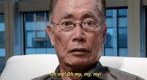 George Takei Oh My Meme - asian oh my gif find download on gifer