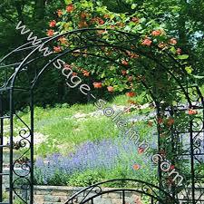 Wedding Arch Garden Decorative Artistic Iron Garden Arch With Gate For Wedding Buy