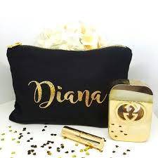 personalized bags for bridesmaids personalized cosmetic bag cosmetic bag gift bridesmaid gift