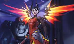 overwatch halloween mercy mercy skins ow image gallery hcpr
