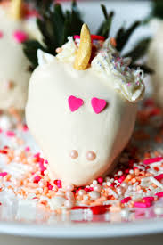 where to buy white chocolate covered strawberries chocolate covered strawberry unicorns popsugar food