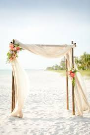 wedding arches bamboo bamboo wedding arch ritz at lido sarasota florida by