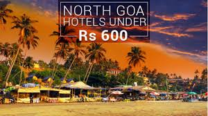 6 best places to stay in goa rs 600 india
