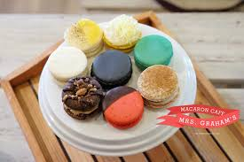 rediscovering my sweet tooth at mrs graham u0027s macaron cafe