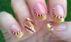 Easy Nail Art Designs To Do At Home Step By Step In  Party - At home nail art designs for beginners