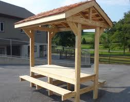pavilion patio furniture personal picnic table pavilion