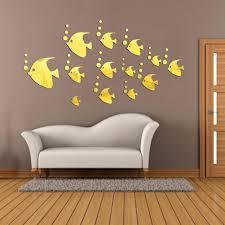 modern wall decals for living room modern art wall decals modern wall stickers wall art decorative fish