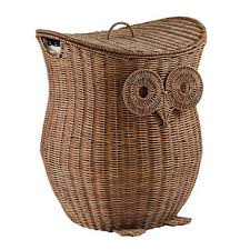 9 stylish baby laundry hampers for happier wash days