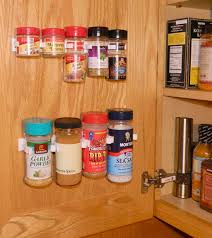 spice racks for inside cabinet doors cabinets lowes organizers