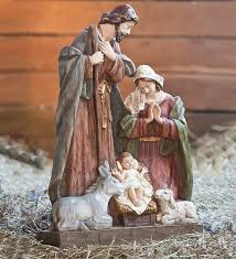 Holy Family Outdoor Christmas Decoration Nativity Scene By Collections Etc by 62 Best Holy Family Images On Pinterest Holy Family Christmas
