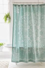 Paisley Shower Curtain Blue by Bath U0026 Shower Redoubtable Ancient Fancy Shower Curtains With