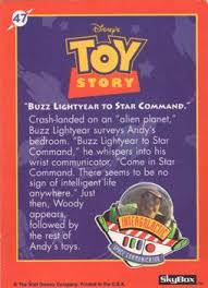buzz lightyear bedroom buzz lightyear gallery 1995 the trading card database