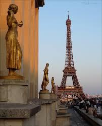 Large Eiffel Tower Statue Hd Photos Of Palais De Chaillot In Paris France Page 1