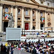 masses of thanksgiving offered for sts xxiii and paul