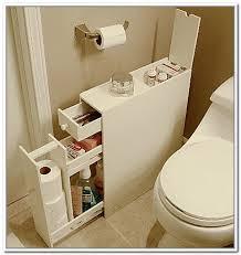 narrow bathroom storage ideas home design ideas