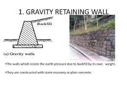 Concrete Wall Design Example Gallery Of Concrete Wall Design - Design of a retaining wall