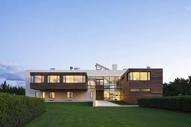 cheap home decor nyc rear facade modern beach house southampton new york architect