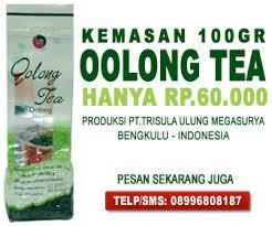 Teh Oolong teh oolong kepahiang premium oolong tea from bengkulu indonesia