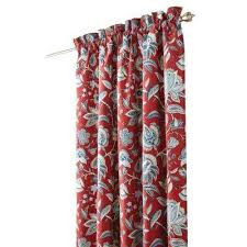 Modern Floral Curtain Panels Floral Curtains U0026 Drapes Window Treatments The Home Depot
