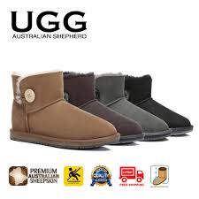ugg sale paypal ugg boots australian shepherd water resistant mini button