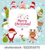 christmas kids free vector art 5069 free downloads
