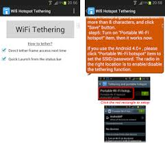 wifi tether for root users apk wifi tethering wifi hotspot apk version 5 0
