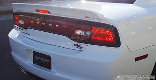 2014 Dodge Charger Tail Lights Dodge Charger Sedan Trunk Wing 2011 2014 299 00 Part Dg