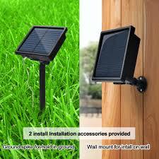 Solar Fairy Lights Australia by 300 Led Solar Powered Fairy String Curtain Light Lamp Outdoor