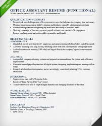 Software Skills For Resume Astonishing Office Skills For Resume 15 Administrative Assistant