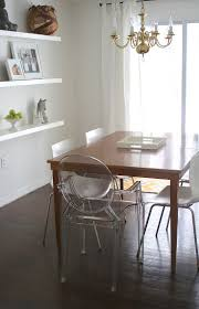 Acrylic Dining Room Tables Best 10 Ghost Chairs Dining Ideas On Pinterest Ghost Chairs