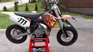ktm 50 sx mini 50 cm 2013 raisio motorcycle nettimoto