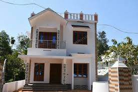 1300 Sq Ft House 1 300 Sq Ft 3 Bedroom Small Budget House For Sale In Koratty