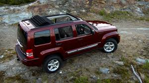 used jeep liberty 2008 jeep owners complain about the skyslider roof