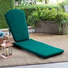 Thick Chaise Lounge Cushions Polywood Sunbrella 78 X 20 5 In Chaise Lounge Cushion Hayneedle
