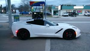 corvette wing looking for a c7 z51 pic with a black wing in back trying get