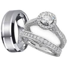 couples rings set images 15 best ideas of couple rings for engagement jpg