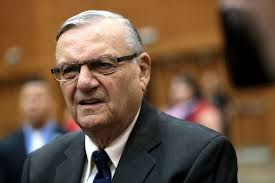 contempy former arizona sheriff joe arpaio found guilty of criminal