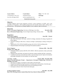 Resume Format For Design Engineer In Mechanical Basic Design Engineer Resume Template
